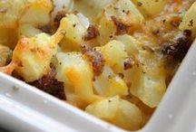 Food: Potatoes / by Frabjus Lady