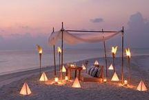 Romantische Orte