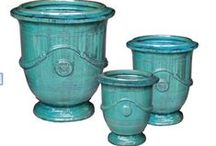 Outdoor Glazed Ceramics