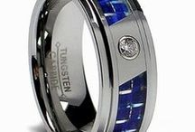 Rings for Men & Men's Jewelry / Find casual jewelry, wedding rings,engagement rings, watches, sunglasses and more all for the stylish man.