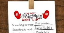 Christmas Holiday Ideas, Christmas Gift Ideas / From Christmas cards to christmas lights and crafts let's pin it all.