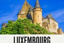 Luxembourg Affairs / Beautiful pictures and great travel tips about Luxembourg, land of castles, pastel houses and best National Day Celebrations ever! Love, Marysia