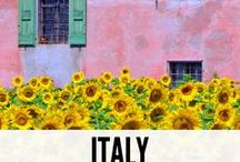 Italy Affairs / Beautiful pictures and great travel tips about  Italy, country which has it all. Some of the best wines in the world, hiking routes with spectacular views and food, glorious food! Love, Marysia