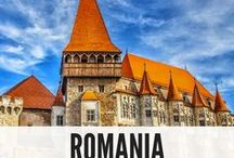 Romania Affairs / Best photographs and blog posts abour Romania, a country where I not only fell in love with spectacular nature, colorful Saxon cities and castles of undiscovered Transylvania. Love, Marysia