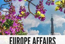 Europe Affairs / Everything that has Europe written on it. My travels, places I want to visit, posts worth reading and more. Love, Marysia