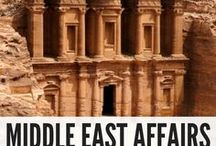 Middle East Affairs / Everything that has Middle East written on it. My travels, places I want to visit, posts worth reading and more. Love, Marysia