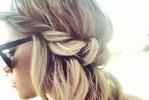 hairpin ideas / by Crystal Lilya
