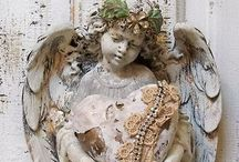 Angels / Our character is what God and the angels know about us.  / by Pat Swinicki