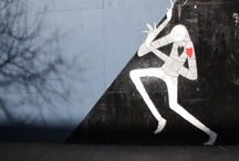 Street Art / From the streets, bars, festivals, roof tops, public toilets, celebrations and walls around the world...