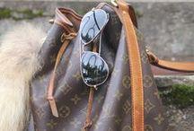 my bag obsession  / by Nancy v