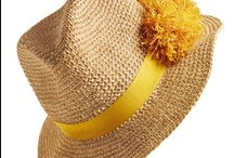 MAKE A STATEMENT WITH A BEAUTIFUL HAT!!! / by Louise Kellner