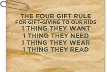 Gift Ideas / Great ideas for gifts