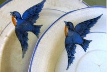Bird Decor / by Pat Swinicki