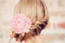 prom hair & makeup  / sfewgwrh