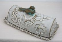 Butter Dishes and Molds / by Pat Swinicki