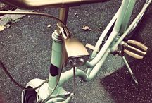 I want to ride my bicycle ;)