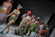 Fashion show - Women / Milan and Paris fashion week