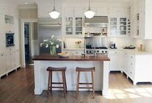 New House - Kitchen / by Hannah Lugibihl