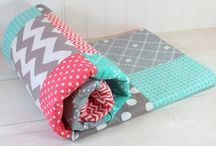 Quilting Ideas / by Shaina Skursky