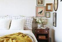 Inspiration | Schlafzimmer Ideen / Ich möchte mein Schlafzimmer neu einrichten und suche ein neues Farbkonzept. Lass dich also von meiner Suche auch für dein Schlafzimmer inspirieren.