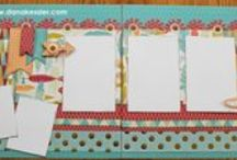 Paper Crafting - Layouts
