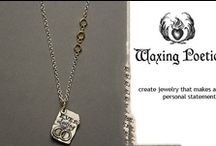 Waxing Poetic Charms & Chains / Charms and chains from Waxing Poetic. / by Rain Collection