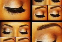 Makeup / Eye makeup