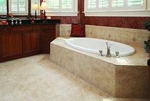 Bathrooms / by Enhance Floors & More