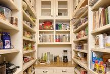 """Ongoing organization / Organizing helps me clear my brain...and it's nice to have a """"home"""" for things (that makes it easier for the kiddos and husband to find/put away too!)"""