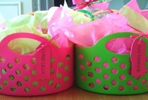 Gift closet creations... / Teacher, thank you gifts, thinking of you gifts, shower ~bridal/baby gifts, favors, give-aways...