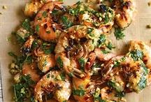 Seafood Recipes / by Diane Ki