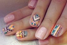 Nails / by Jennifer Seyboldt