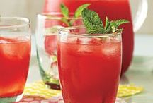 Beverage Recipes / by Diane Ki