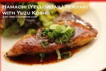 Japanese Recipes / by Diane Ki