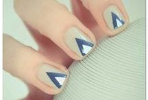 Nail Inspiration / Manicure styles, polishes, tips and tricks / by Patrice Yursik