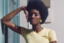 Natural Hair - Images, Products, Advice and Inspiration / Afrobella's top Natural Hair picks - Images, Products, Advice and Inspiration / by Patrice Yursik