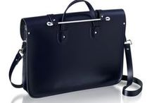 For the love of leather...  / Bags, purses and shoes, oh my!
