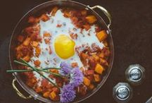 Breakfasts / Basically its just eggs, with something...