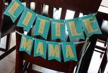 baby shower ideas / by Maggie Lawson