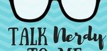 Talk Nerdy to Me / Fandoms   Nerd Quotes   Geed Quotes   Anime