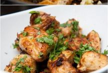 Chicken Recipes / Chicken in the morning. Chicken in the evening. Chicken at suppertime.