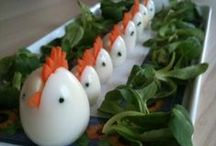 Bento and more... / Bento ideas and other fun food presentations / by Danielle