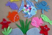 rainbow / Rainbow Fish theme for Teacher Appreciation week