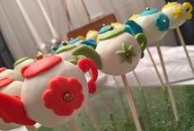 Cake Pops & Cookies / by Danielle