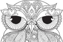 Get || Colouring / Colouring Pages