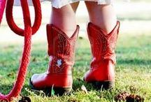 The Little Cowgirl / Country western girls dresses and skirts.