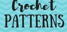 Crochet Patterns / Crochet Patterns   Crochet Inspiration   Crochet Superheros   DIY Crochet