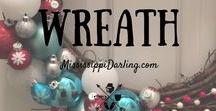 Wreaths / Wreaths   Holiday Wreaths   DIY Wreaths