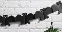 Halloween: Batty about Bats / No really, I love bats. I have a toddler and a dog, both will be subjected to me dressing them up as bats this halloween.