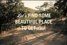 Travel always motivates me